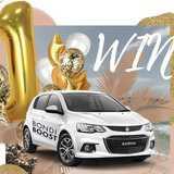 Win a 2018 Holden Barina