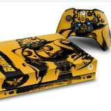 Win a Bumblebee Xbox One X Bundle