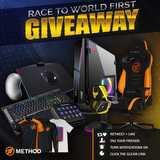 Win an MSI Trident X Gaming Desktop Bundle & Minor Prizes
