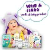 Win $1000 worth of Baby Products