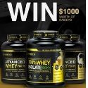 Win $1000 Worth of Raisey's Supplements