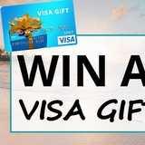 Win $200 VISA Gift Card