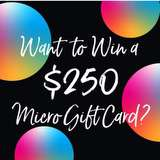 Win $250 to spend on Micro scooters