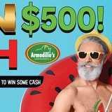 Win $500 Cash