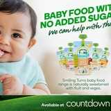 Win $500 Countdown Voucher & The Smiling Tums Baby Food