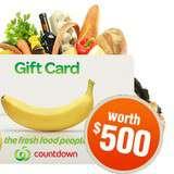 Win $500 countdown voucher