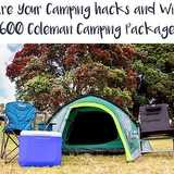 Win $600 worth of Camping Gear