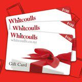 Win 1 of 10 $100 Gift Cards