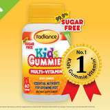 Win 1 of 3 Radiance Kids Multi-Vitamin Gummies