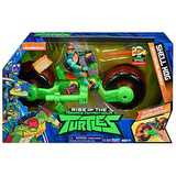 Win 1 of 4 Rise Of the TMNT Shellhog Vehicles