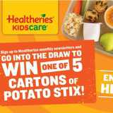 Win  1 of 5 Potato Stix Prizes