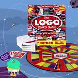 Win 1 of 6 Logo Game board games