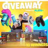 Win 1 of 8 Consoles or 1 of 10 $50 GameStop Gift Cards