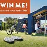 Win Homestead Deluxe Tent worth $4000!