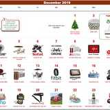 Win Numerous Prizes Everyday during December