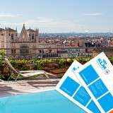 Win Return Economy Flights to Lyon