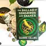 Win The Ballad of Songbirds and Snakes Prize Pack