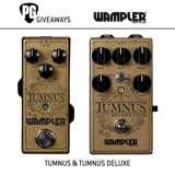Win Wampler Tumnus and Tumnus Deluxe
