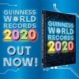 Win a 'Guinness World Records 2020' prize pack