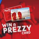 Win a $1,500 Prezzy Cards