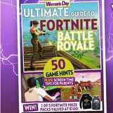 Win a $100 Fortnite Merchandise Pack