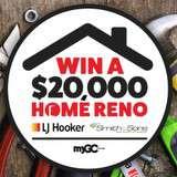 Win a $20,000 Home Reno