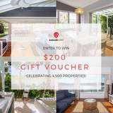 Win a $200 Holiday Gift Voucher