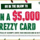 Win a $5,000 Prezzy Card