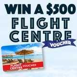 Win a $500 Flight Voucher