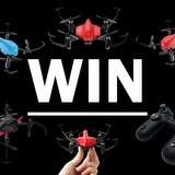 Win a 2 Pack RED vs BLUE Battle Drones