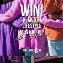 Win a 6-month Lifestyle Mentorship