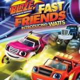 Win a Blaze and the Monster Machines