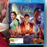 Win a BluRay Copy of Aladdin