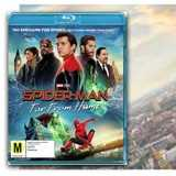 Win a BluRay Copy of Spider-Man Far From Home