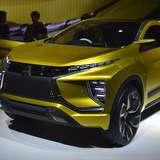 Win a  Brand New Mitsubishi
