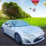 Win a Brand New Toyota