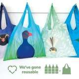Win a Cathy Hansby's Wall Panel and Reusable Totes