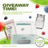 Win a Complete Yoghurt Making Kit