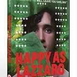 Win a Copy of Happy As Lazarro DVD