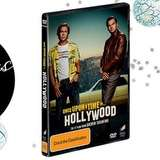 Win a Copy of Once Upon a Time in Hollywood DVD's