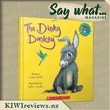 Win a Copy of The Dinkey Donkey DVD