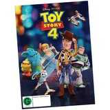 Win a Copy of Toy Story 4 DVD