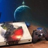 Win a Custom Destiny Xbox One X