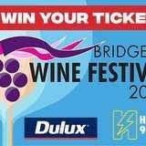 Win a Double Pass to The Bridge Pa Wine Fest