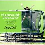 Win a FLex 120 Trampoline