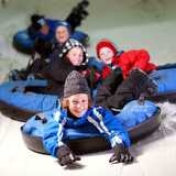 Win a Family Snow Tubing Experience to use at Snowplanet