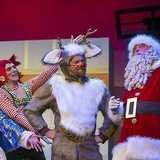 Win a Family Ticket for 4 to The Santa Claus Show '19