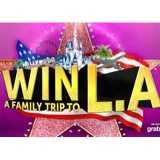 Win a Family Trip to Los Angeles