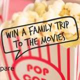 Win a Family Trip to The Movies