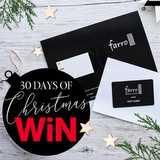 Win a Farro $250 Gift Card